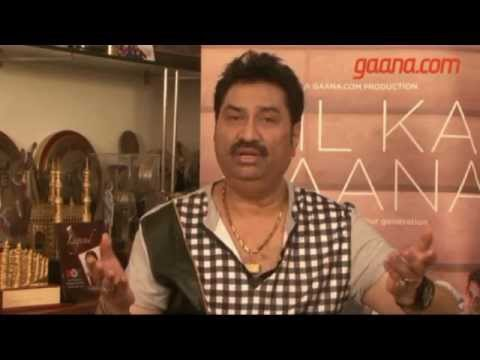 Kumar Sanu's interview with Gaana- 1