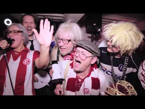Halbangst meets Karneval: Ich liebe Fortuna!