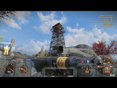 Download Fallout 76 Explosive Laser Rifle Power MP3, MKV, MP4