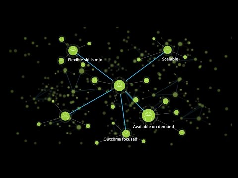 Engaging the crowd through Deloitte Pixel to deliver better, faster, cheaper outcomes