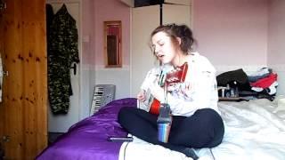 Demons - Mayday Parade - Female Acoustic/Vocal  Cover - Rebbekah Lawes