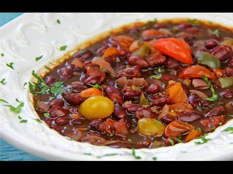 Quick And Tasty Stewed Beans Recipe [For Students & Busy People] - Chris De La Rosa