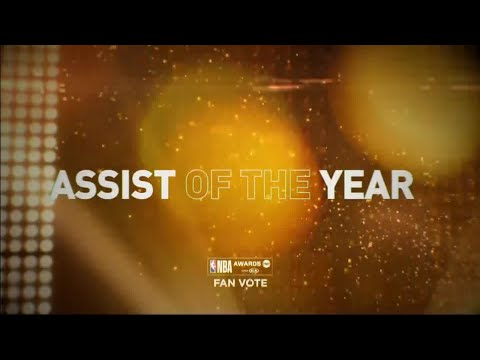 Assist Of The Year NBA Award