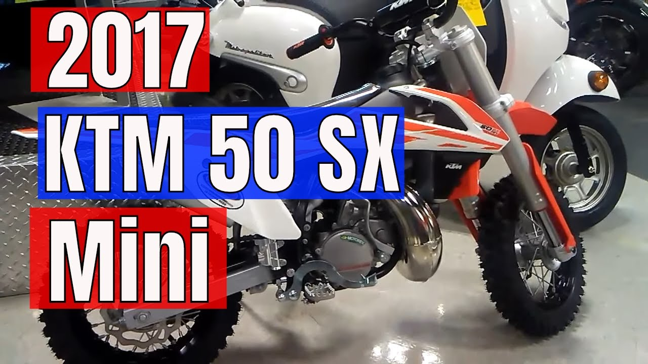 2018 ktm 50 mini. Plain Ktm 2017 KTM 50 SX Mini Intended 2018 Ktm