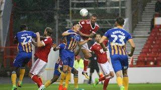 Highlights: Forest 2-1 Shrewsbury (08.08.17)