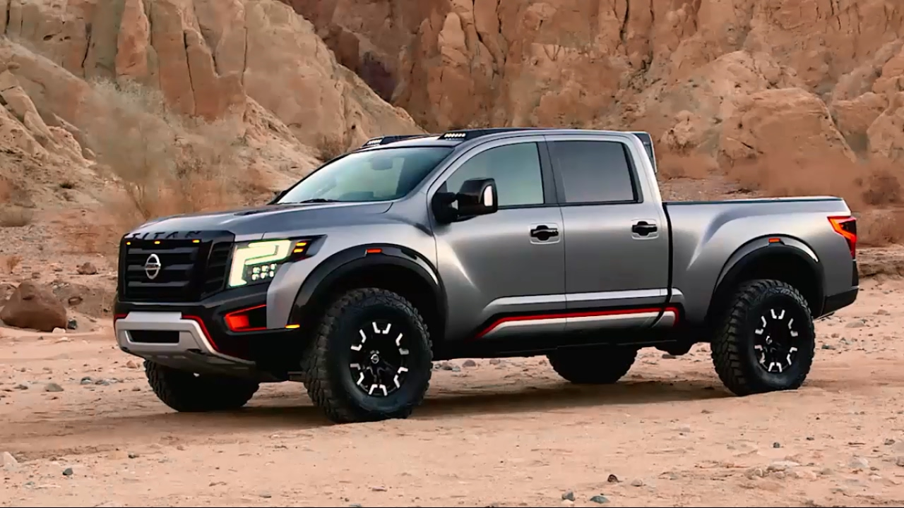 Nissan An Warrior 2017 Interior And Exterior