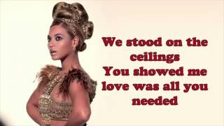 Beyoncé yonce    Heaven With  Lyrics On Screen OFFICIAL MP4