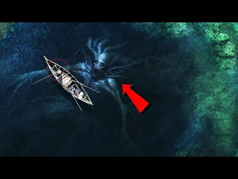 10 Mythical CREATURES That Actually Existed