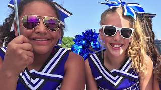 2017-2018 TMS Cheer Banquet Video