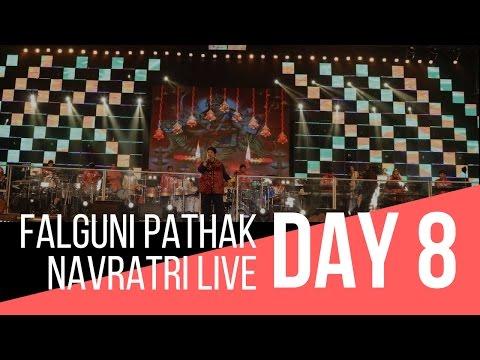 Pushpanjali Navratri with Falguni Pathak : Day 8
