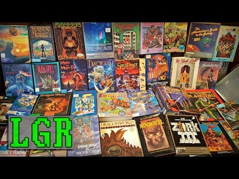 LGR - My Best Retro PC Game Haul? Probably!