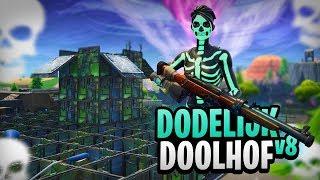 HET DODELIJKE DOOLHOF v8 - Fortnite Mini-Game met Don, Ronald & Duncan