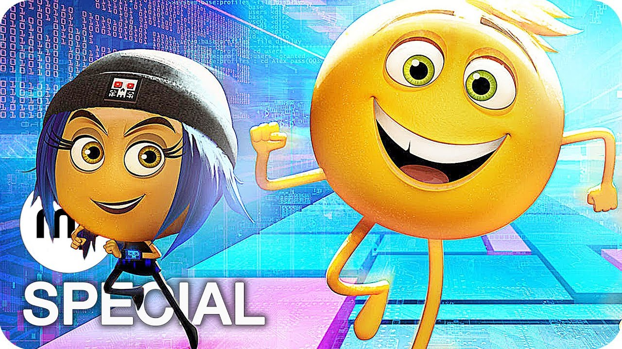Emoji Der Film Film Clips Trailer German Deutsch 2017 Youtube