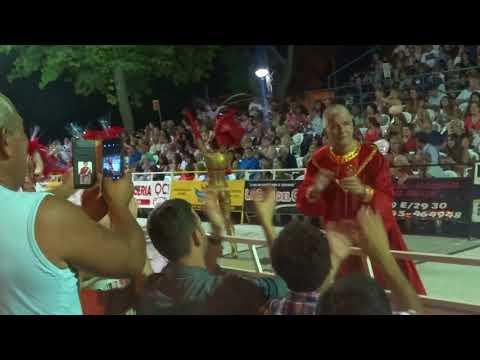 Carnaval de 25 de Mayo (Bs.As.) 2017 - Asi Asi - Travolta