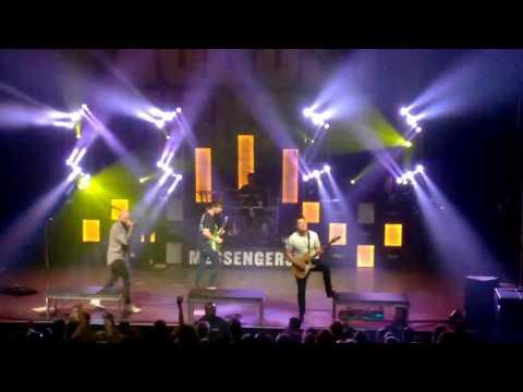 August Burns Red - Messengers tour - Montreal (2017/01/08) + Bonus tracks 1080p
