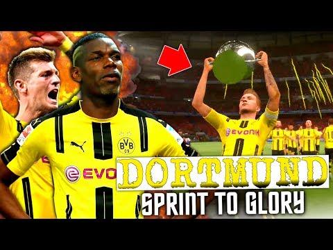 FIFA 17 : REUS GEWINNT DIE CHAMPIONS LEAGUE !!? 😏😏😏 BORUSSIA DORTMUND SPRINT TO GLORY KARRIERE