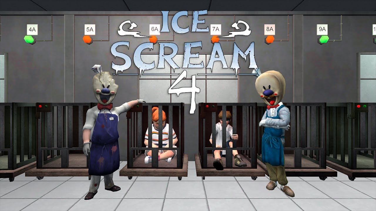 Мороженщик 4 - Фабрика Рода Песня Клип