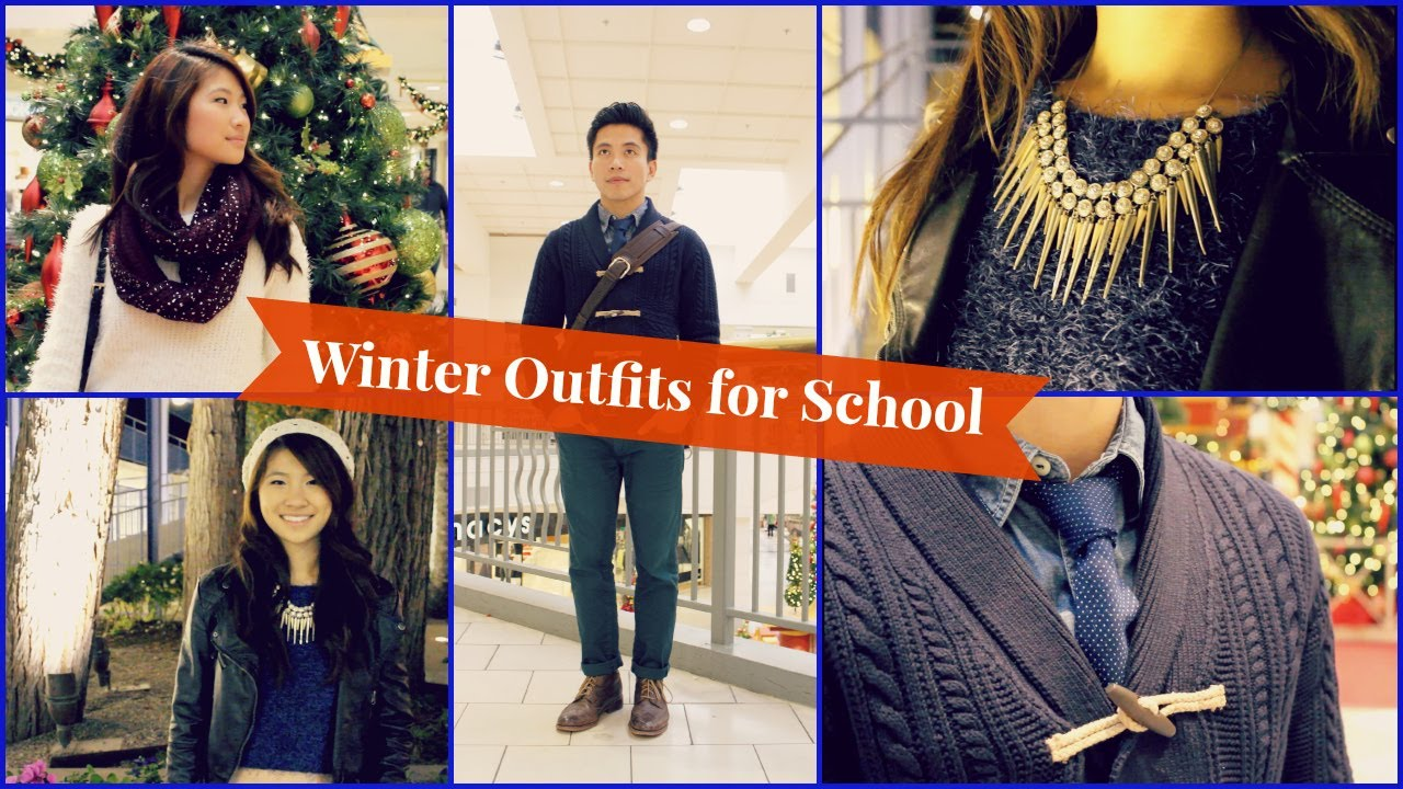 Cute Outfits For Middle School Winter Anlis