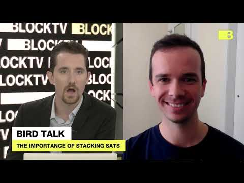 The Importance Of Stacking Sats