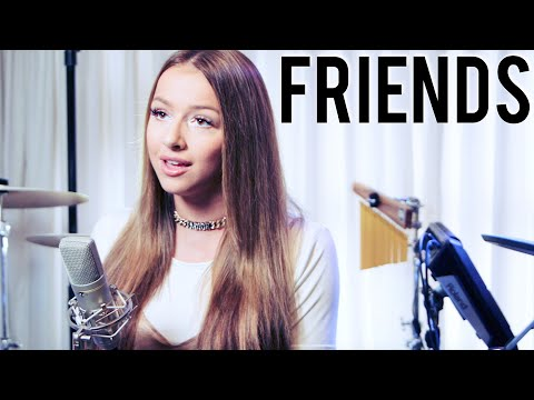 Marshmello & Anne-Marie - FRIENDS (Emma Heesters Cover)