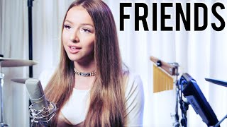 Marshmello & Anne-Marie - FRIENDS (Emma Heesters Cover) thumbnail
