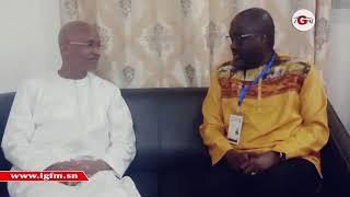 """Maodo Malick Mbaye à Conakry - """" Le CIRID veut un dialogue franc et sincère entre acteurs..."""""""