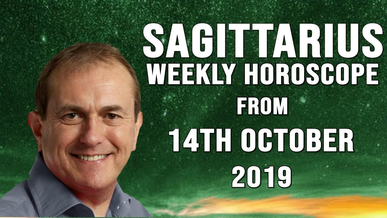 sagittarius weekly horoscope for january 14 2020