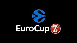 2018-19 7DAYS EuroCup Draw
