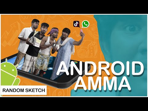 Android Amma Atrocities | Team NYK | Nee Yaaruda Komali | #1