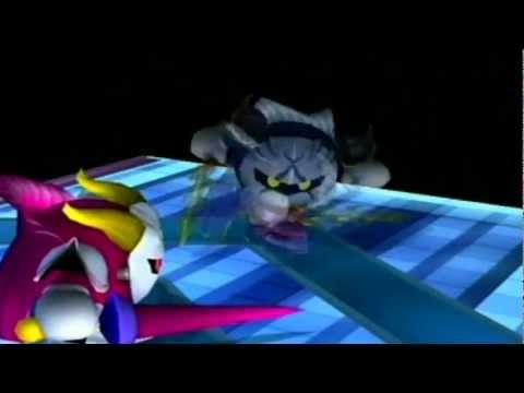 Meta Knight VS Galacta Knight - The End