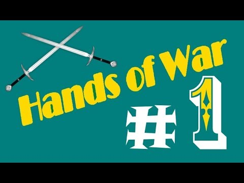 Hands of War #1