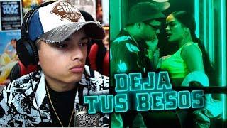 [Reaccion] Natti Natasha x Chencho Corleone - Deja Tus Besos (Remix) 💋  Themaxready