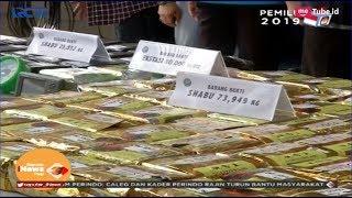 Berantas Narkoba! BNN Berhasil Gagalkan Aksi Penyelundupan Narkotika di Indonesia - SIP 02/02