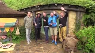 Chinaski -  New Zealand 2017 Hobbiton