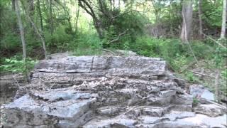 Altar Rock near Millstadt, Illinois May 6, 2015