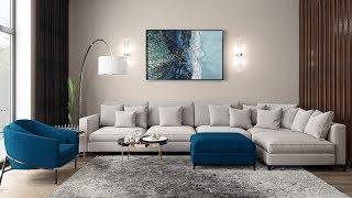 Interior design living room 2019 / Home Decorating Ideas