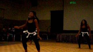 Nigerian Student Association UCR / Cal State Collabo - Makossa Dance