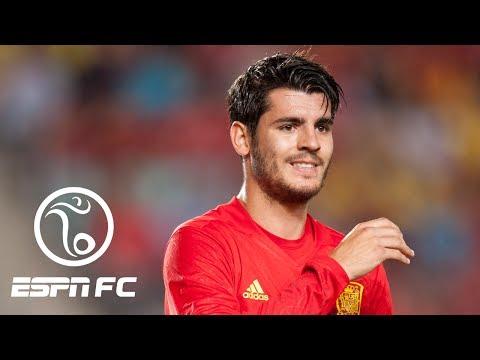 Álvaro Morata To Manchester United Makes Sense   ESPN FC