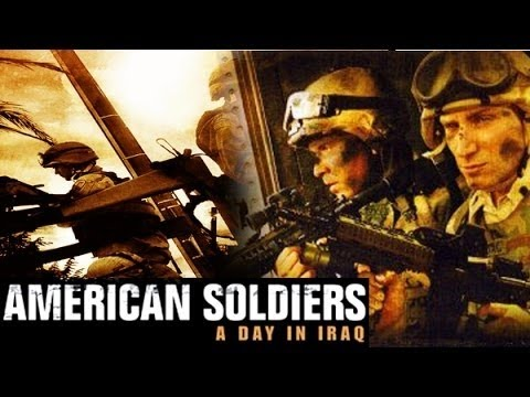 Random Movie Pick - American Soldiers Trailer YouTube Trailer