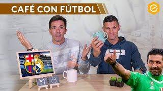 EL CLÁSICO APLAZADO POR POLÍTICA, BUFFON EN ESTADO PURO... Vuelve Café con fútbol