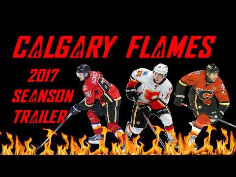 Calgary Flames 2017 Season Trailer