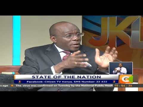 JKL | State Of The Nation, with Barrack Muluka and PLO Lumumba [Part 2] #JKLive