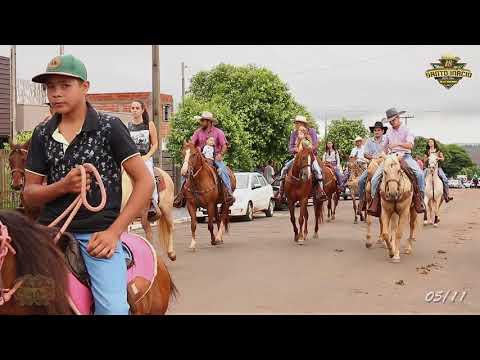 Cavalgada 18º Santo Inácio Rodeio Show 2017