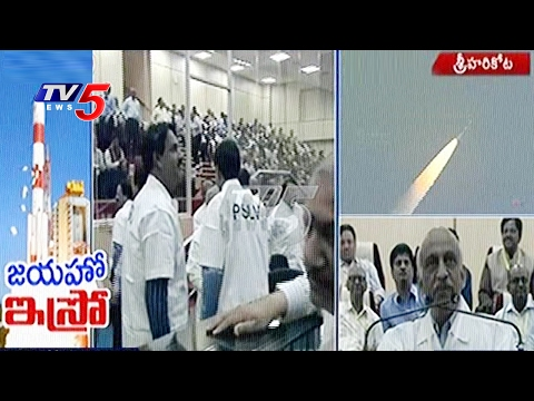 PSLV C37 Takes Off Successfully With 104 Satellites : ISRO Scientists Speak | TV5 News