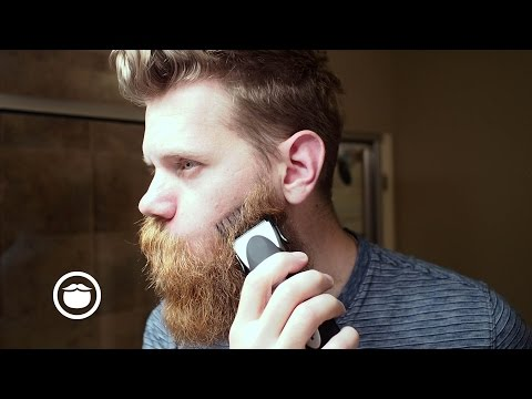 Thumbnail: EPIC beard trim with Clippers | Eric Bandholz