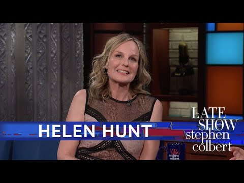 Helen Hunt Is A Big 'Star Wars' Nerd