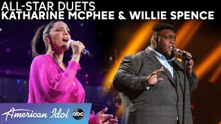 "Willie Spence Covers Bette Midler + ""The Prayer"" Duet With Katharine McPhee! - American Idol 2021"