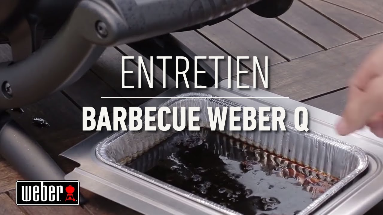 Comment nettoyer un barbecue a gaz weber ?