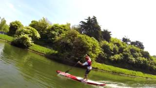 Stand Up Paddle Boarding - South Coast H2O Portsmouth