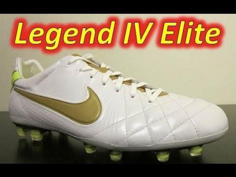 finest selection dec5a 34ee1 Nike Tiempo Legend IV Elite - UNBOXING - YouTube